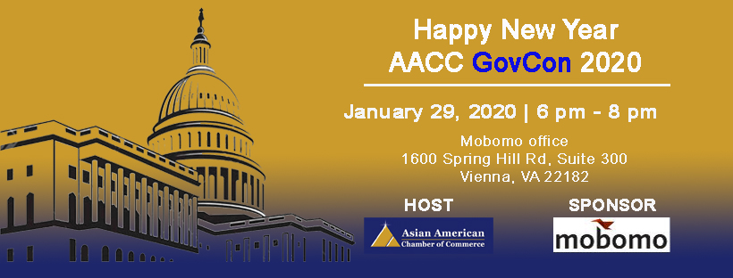 Happy New Year AACC GovCon 2020